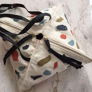 Cotton Ink x Srou Istanbul Bag