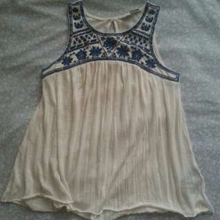 American Eagle Sleeveless