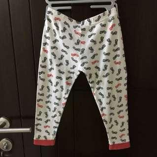 Celana tdr anak cowo ukuran 2-3 tahun