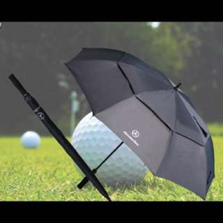 Huge 1.35m wide Good Quality umbrella