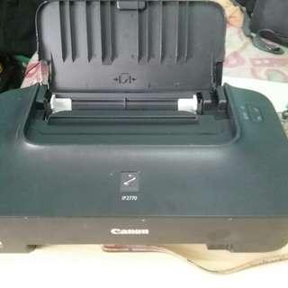 Canon ip2770 printer