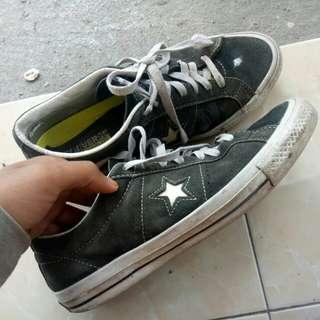Converse one star lunarlon