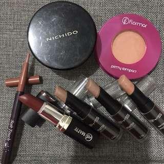 Make-up bundle 4