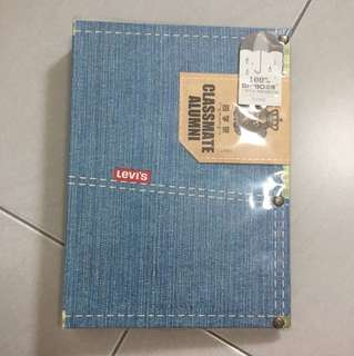 Note Book(classmate alumni record book)