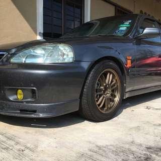 Honda civic ek 1999