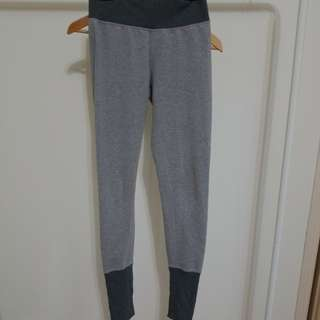 Lululemon Thick Sweatpant-Legging Hybrid