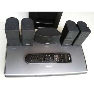 Bose® Lifestyle® V35 Home Entertainment Theatre System.