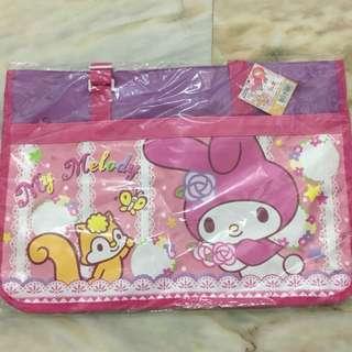 My Melody Art Bag/ Drawing Board Folder