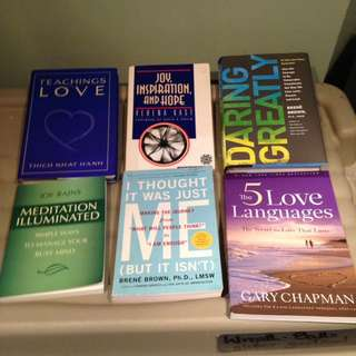 Psychology, relationships, self-help books
