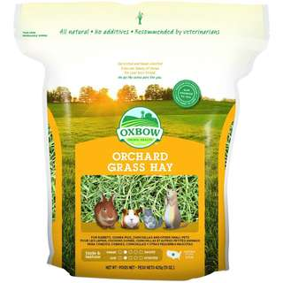 Oxbow Orchard Grass Hay (1.1kg)