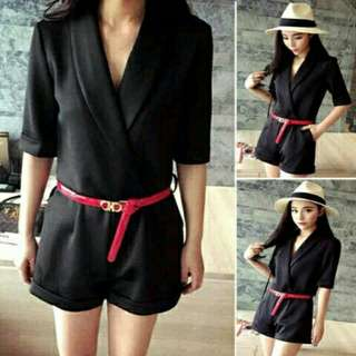 Belt sica Playsuit