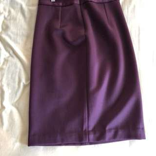 Raoul wool pencil skirt - size 6