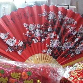 CNY fan
