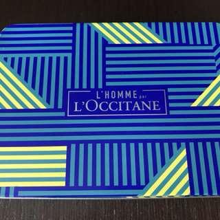 L'Occitane L'Homme Cologne Cedrat Box Set
