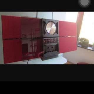 Bang & Olufsen speaker Bluetooth and radio