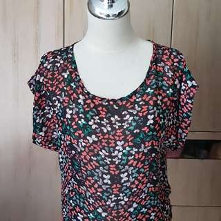 Top blouse nett