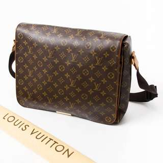 [Brand New] 全新 LV Louis Vuitton Monogram Abbesses Bag