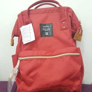 Anello canvas backpack mini..