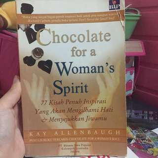 Chocolate for Woman