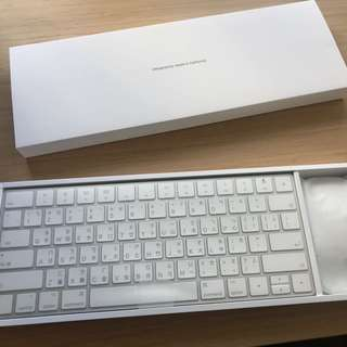 Apple Keyboard + Magic Mouse2 鍵盤滑鼠