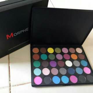 Morphe Eyeshadows