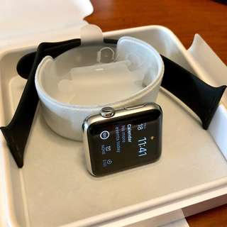 Apple Watch 42mm Stainless Steel (1st Gen/Series 1)