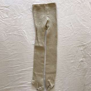 Seed Gold Leggings - Size 2-3