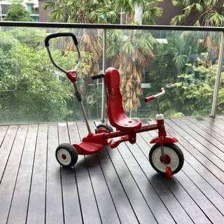 Dual Deck Tricycle