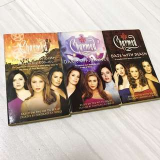 Charmed Book Set (3x)