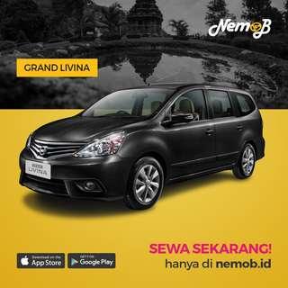 Rental Mobil Kualitas Terbaik di Jakarta Hanya di Nemob.id