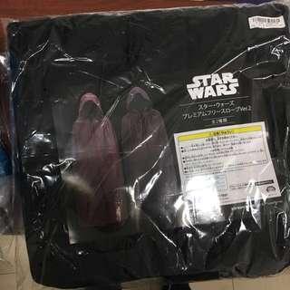 Star Wars Jedi Fleece // 星球大戰絕地武士袍 黑色