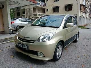 2007 Perodua Myvi 1.3 (A) Auto