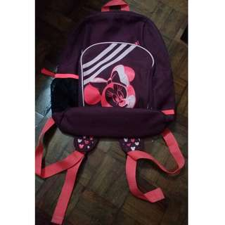 Original Adidas Minnie Mouse backpack