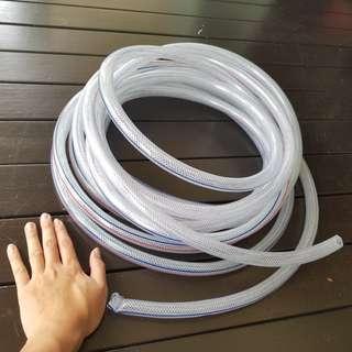 12m string reinforced plastic hose