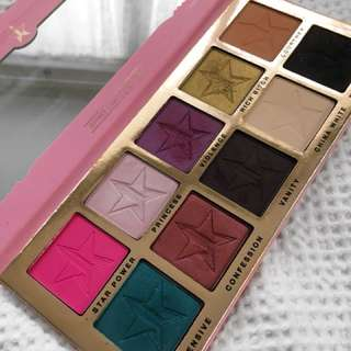 AUTHENTIC - Jeffree Star Beauty Killer Palette