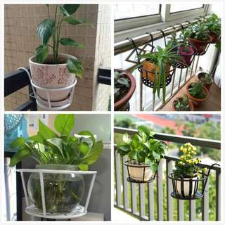 Metal Plant Pot Holder