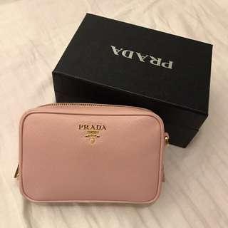 Authentic Prada Mini Sling Bag