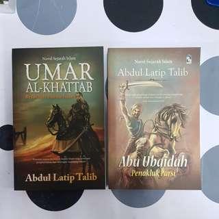 Malay Novel Sejarah Islam ( 2 titles )