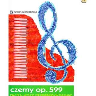 (Each for $3) Beyer, Hannon,Czerny op. 599, 849, 299, 718,821 and so on.