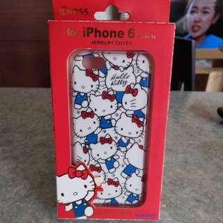 日本版Hello Kitty IPhone6專用手機殼