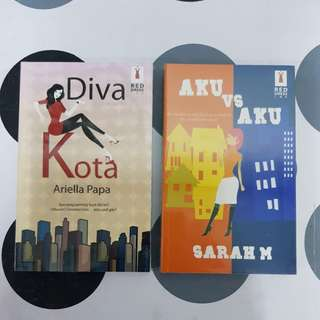 Malay Novel ( 2titles)