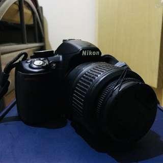 Nikon D3100 preloved