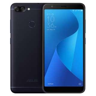 ZenFone Max Plus (M1) 5.7吋全螢幕 雙鏡頭 人臉辨識手機 超大電量 香港行貨
