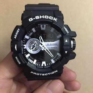 星球大戰(CASIO)卡西歐G-SHOCK系列watch手錶 GA-400-1A男錶
