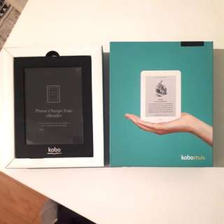 "kobo MiNi - e-Reader - 5"" E-Ink Display"