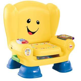 Fisher Price Smart Stages Chair (Yellow)
