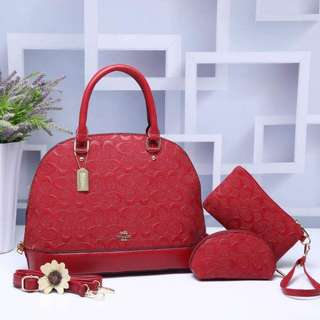 CO 3 IN 1 SET HANDBAG