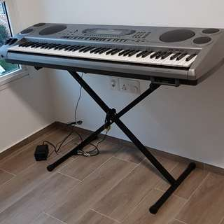 Faulty Casio keyboard to bless