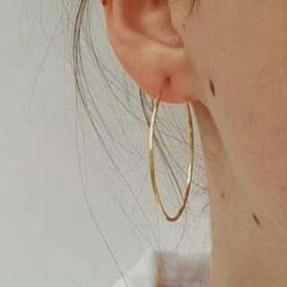 Hoop Gypsy Earrings