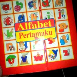 Alfabet Pertamaku